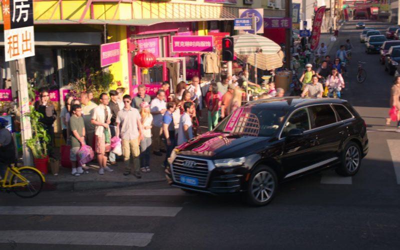 Audi Q7 SUV in Silicon Valley (1)