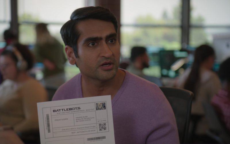 BattleBots Ticket in Silicon Valley