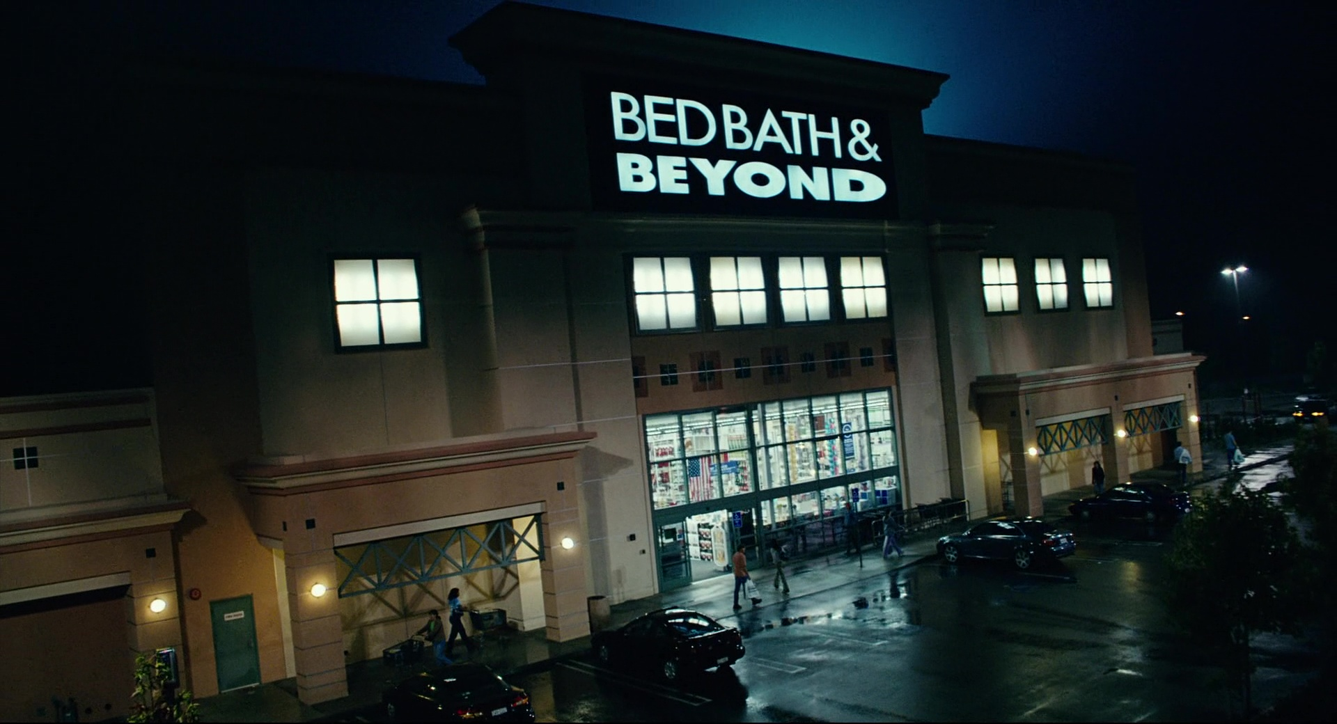 Bed Bath Beyond Store In Click 2006 Movie