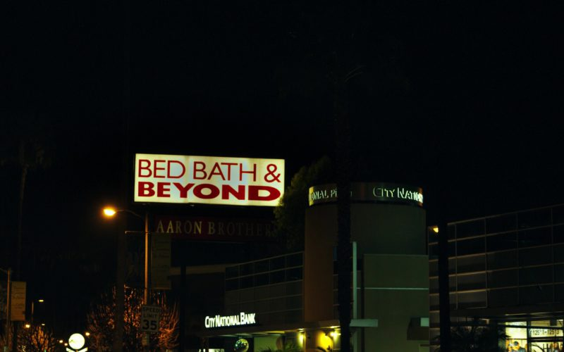 Bed Bath & Beyond Store in Nightcrawler