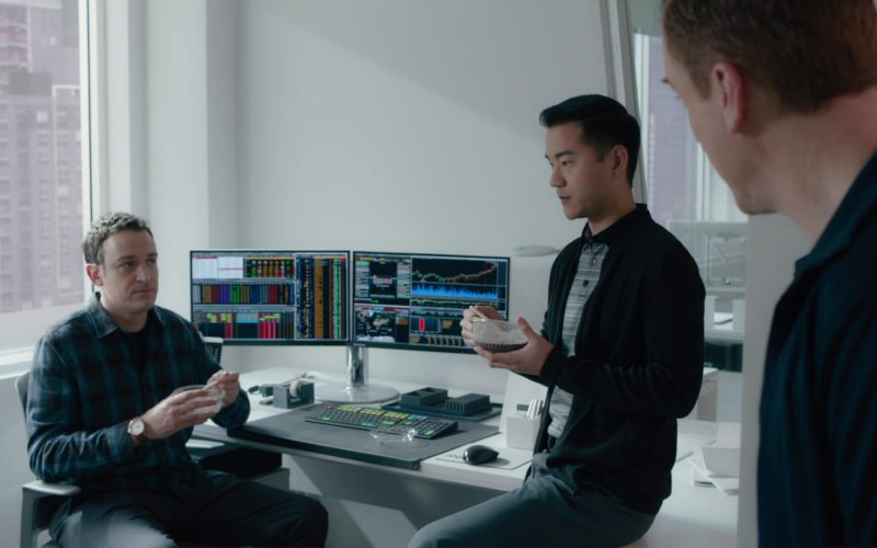 Bloomberg Terminals Used by Dan Soder in Billions