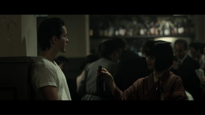 Budweiser Beer in The Outsider (2018) Movie Product Placement