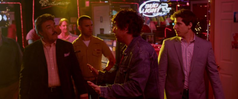Budweiser and Bud Light Signs in That's My Boy (2012) - Movie Product Placement