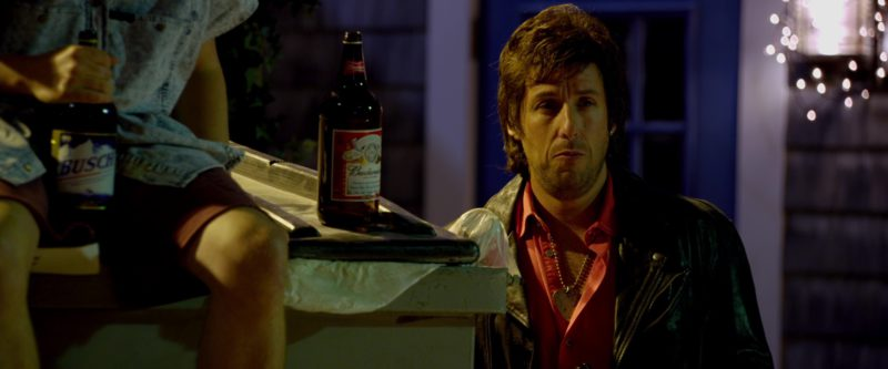Busch and Budweiser Beer Bottles in That's My Boy (2012) Movie Product Placement