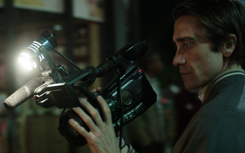 Canon Camcorder Used by Jake Gyllenhaal in Nightcrawler (2)