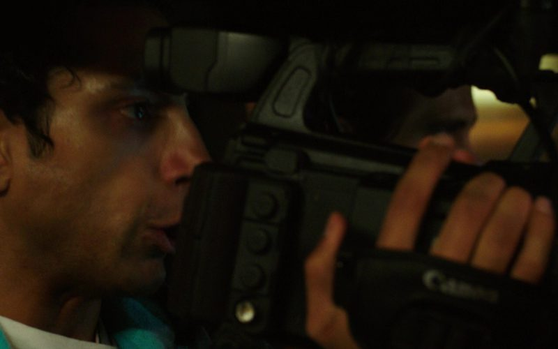 Canon Camcorder Used by Riz Ahmed in Nightcrawler (2)