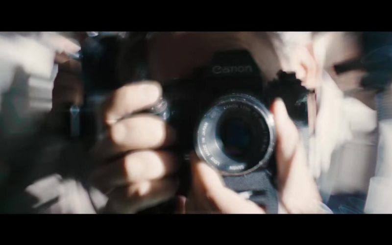 Canon Camera in Bohemian Rhapsody