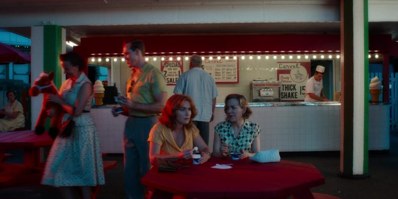 Carvel Ice Cream Restaurant in Wonder Wheel (2017) Movie Product Placement