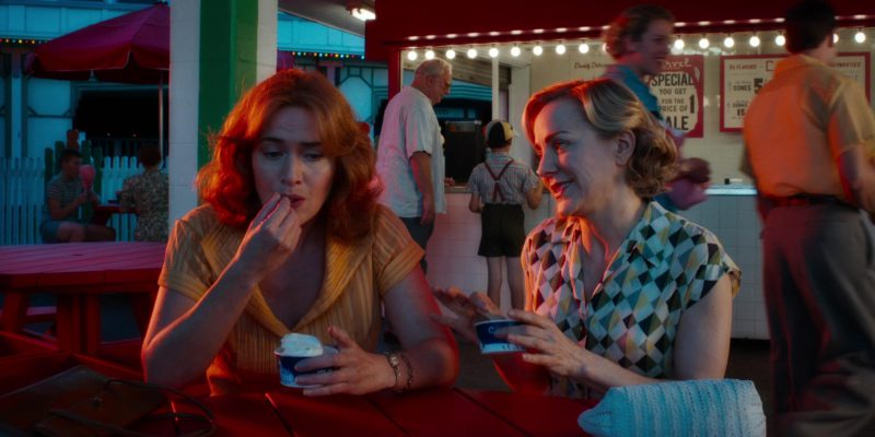 Carvel Ice Cream Restaurant in Wonder Wheel (2017) - Movie Product Placement