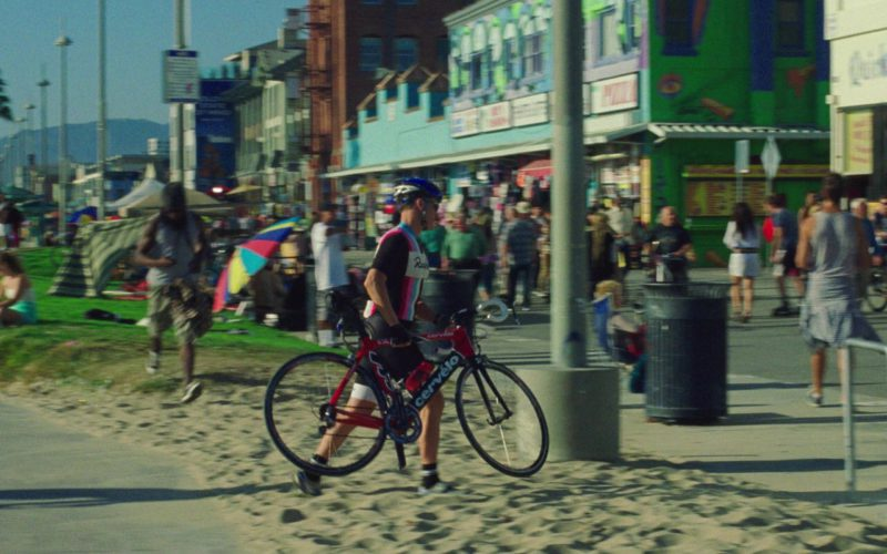 Cervélo Bicycle in Nightcrawler (1)