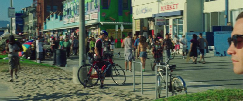 Cervélo Bicycle in Nightcrawler (2014) Movie Product Placement