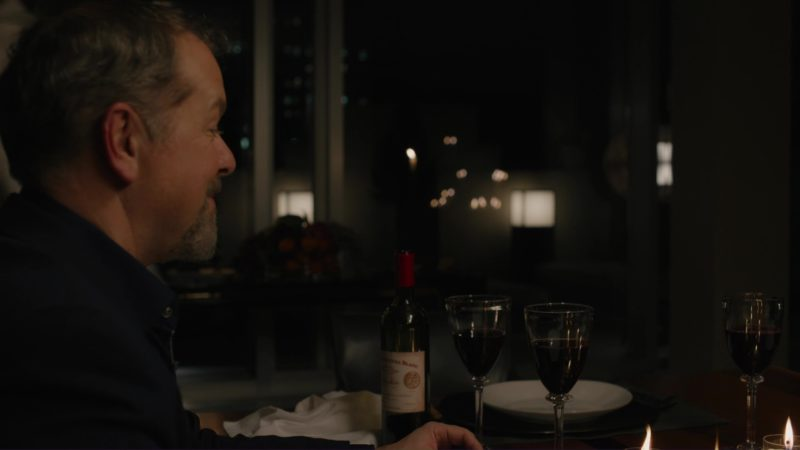 Chateau Cheval Blanc Wine in Billions: The Third Ortolan (2018) - TV Show Product Placement