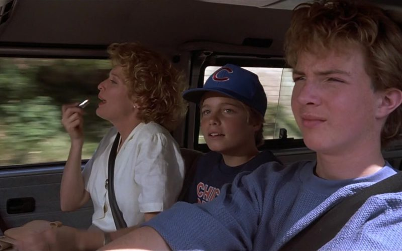 Chicago Bears Cap Worn by Jade Calegory in Mac and Me (1)