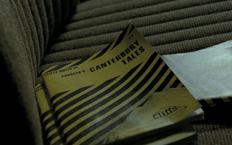 CliffsNotes The Canterbury Tales in Seven (Se7en)
