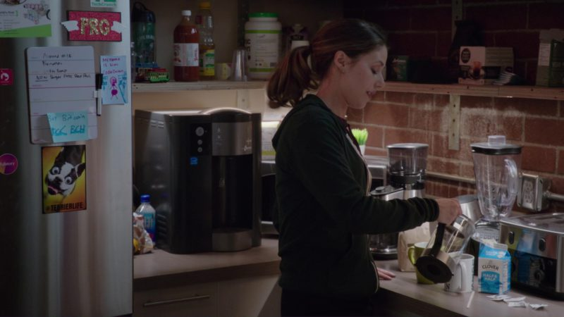 Clover Sonoma Milk in Silicon Valley: Fifty-One Percent (2018) TV Show Product Placement