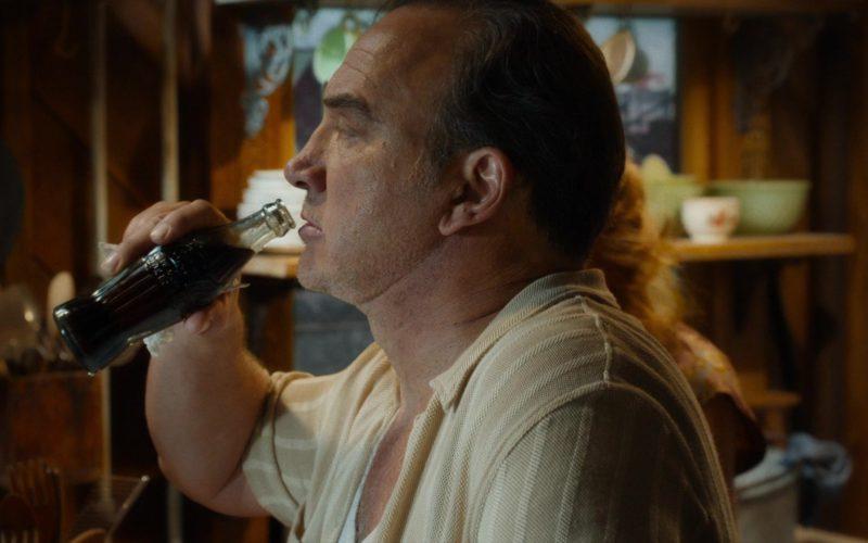 Coca-Cola Bottles and Jim Belushi in Wonder Wheel (1)