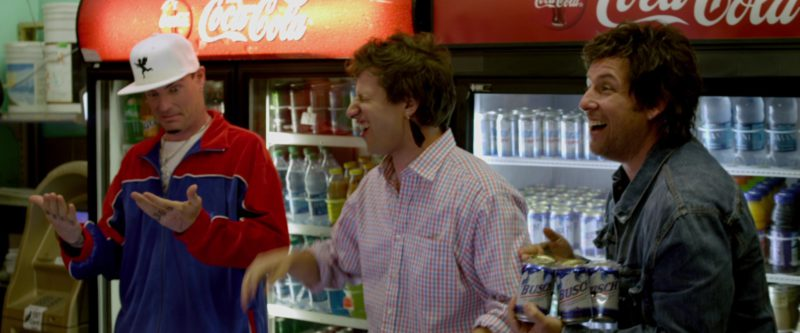 Coca-Cola and Busch Beer in That's My Boy (2012) - Movie Product Placement