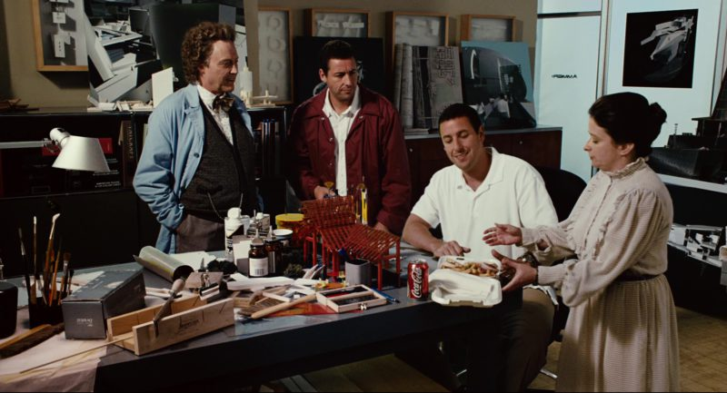 Coca-Cola in Click (2006) - Movie Product Placement