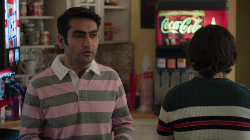 Coca-Cola in Silicon Valley: Fifty-One Percent (2018) - TV Show Product Placement