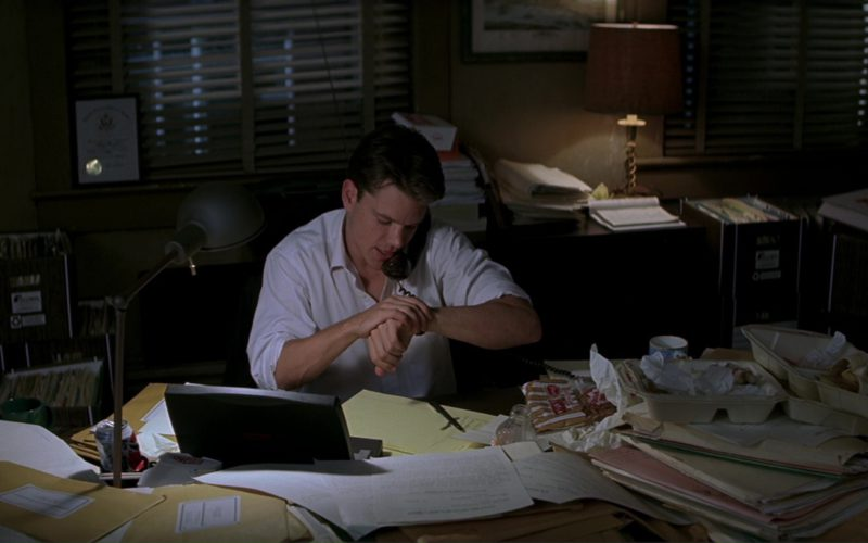 Compaq Laptop Used by Matt Damon in The Rainmaker (1)