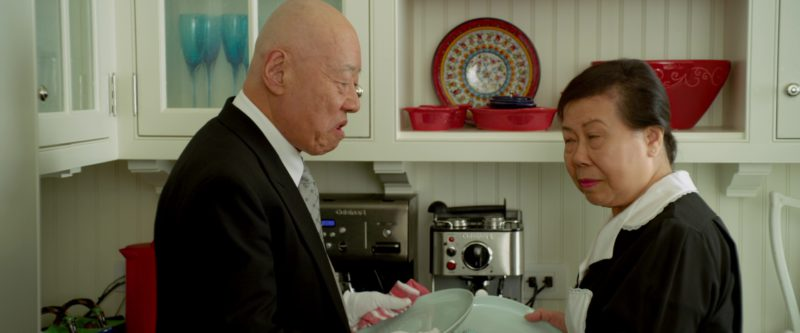 Cuisinart's Kitchen Appliances in That's My Boy (2012) Movie Product Placement