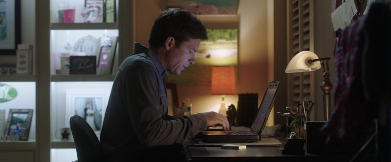 Dell Laptop Used by Jason Bateman in Game Night (2018) Movie
