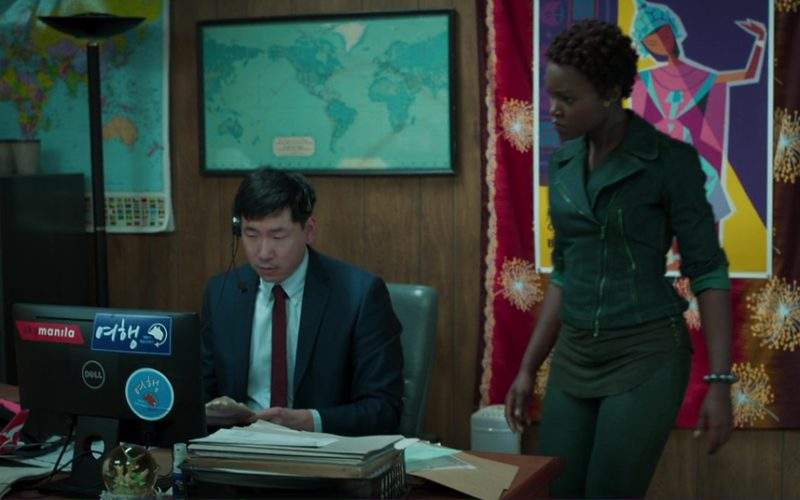Dell Monitor in Black Panther (1)