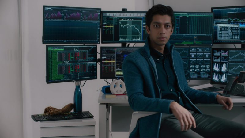 Dell Monitors in Billions: The Third Ortolan (2018) - TV Show Product Placement