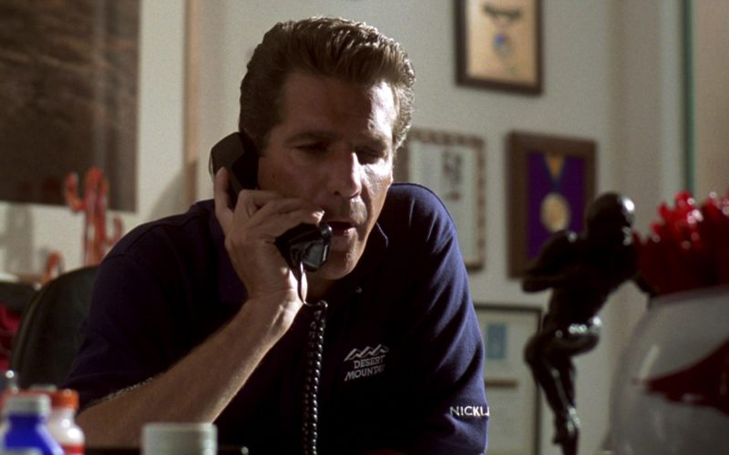 Desert Mountain Club Polo Shirt in Jerry Maguire (2)