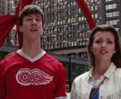 Detroit Red Wings Ice Hockey Jersey Worn by Alan Ruck (13)