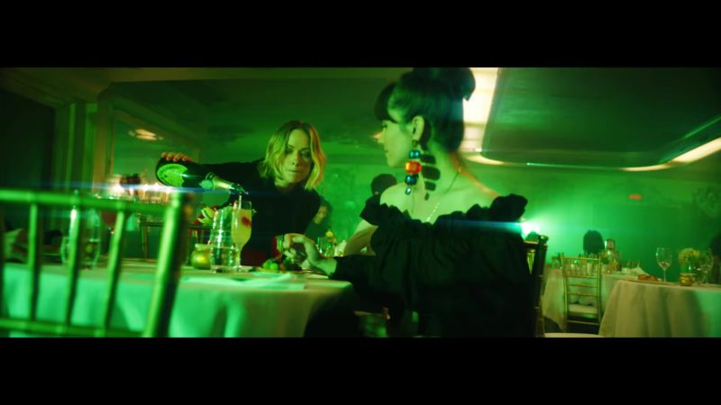Dom Pérignon Champagne in Nice For What by Drake (2018) Official Music Video Product Placement