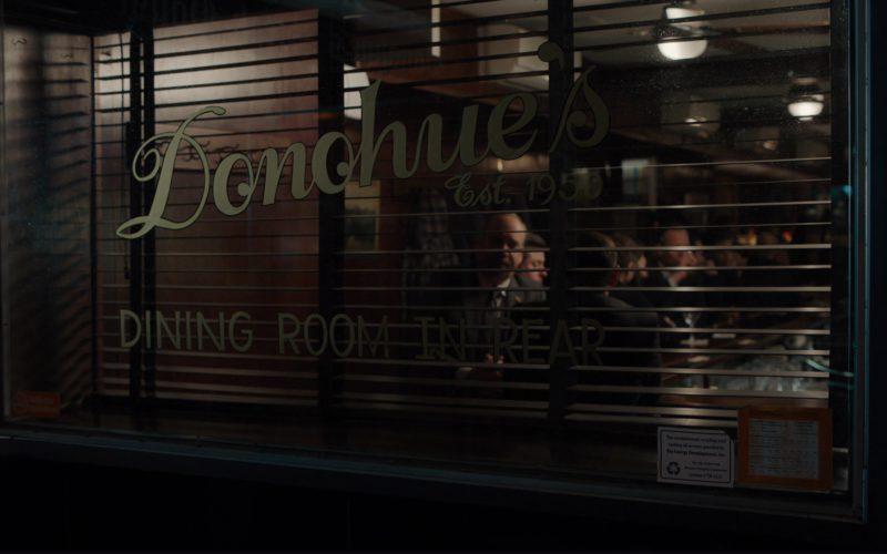 Donohue's Steak House in Billions