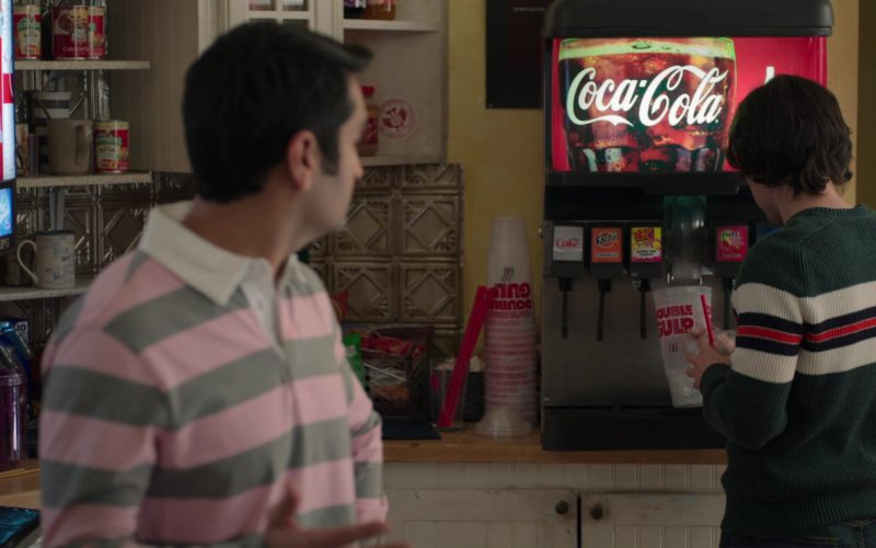Double Gulp and Coca-Cola in Silicon Valley