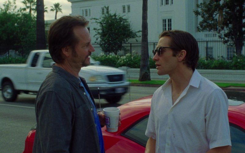 Dunkin' Donuts Paper Cup Used by Bill Paxton in Nightcrawler (3)