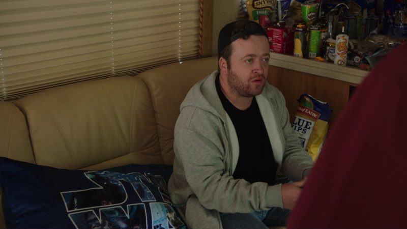 Easy Cheese, Pringles, Garden of Eatin' in Silicon Valley: Fifty-One Percent (2018) - TV Show Product Placement