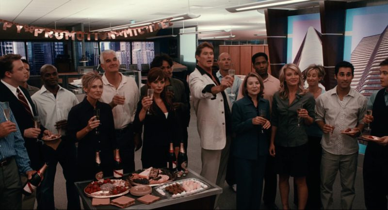 G. H. Mumm Champagne in Click (2006) Movie Product Placement