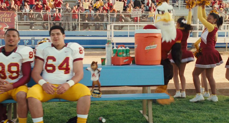 Gatorade in Alvin and the Chipmunks: The Squeakquel (2009) - Movie Product Placement