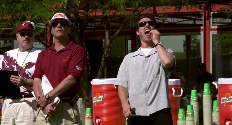Gatorade in Jerry Maguire (1996) - Movie Product Placement