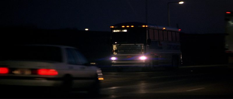 Greyhound Lines Bus in The Rainmaker (1997) - Movie Product Placement