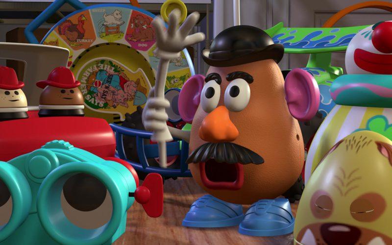 Hasbro Mr. Potato in Toy Story (1)