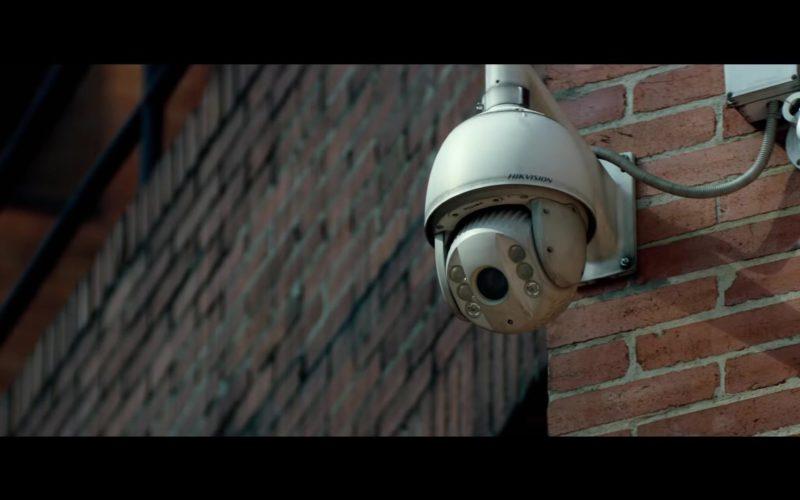 Hikvision Camera in Mile 22