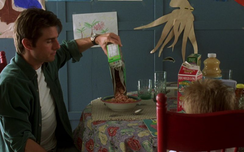 Horizon Organic Milk in Jerry Maguire