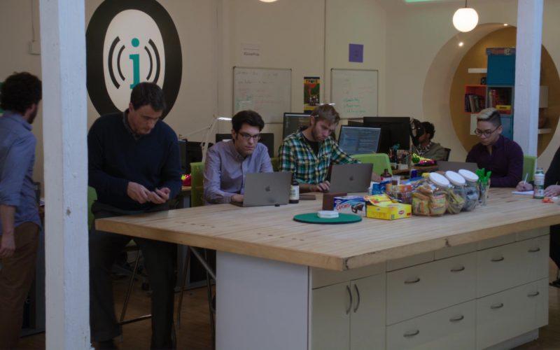 Hostess CupCake, Lipton Tea, MacBook in Silicon Valley (1)