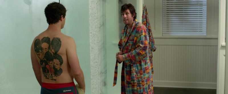 Hurley Phantom Shorts Worn by Andy Samberg in That's My Boy (2012) - Movie Product Placement