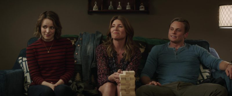 Jenga Hardwood Game in Game Night (2018) Movie Product Placement