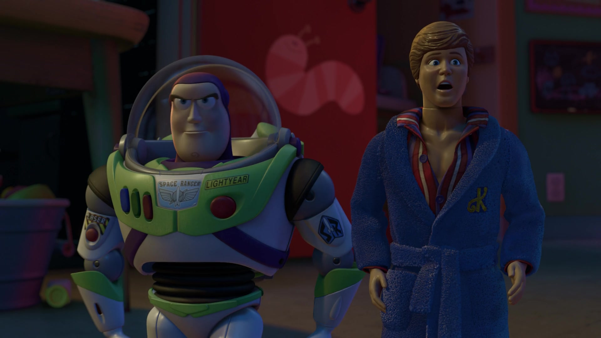 Ken Doll In Toy Story 3 2010 Animation Movie
