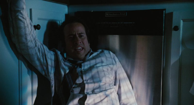 KitchenAid Dishwasher Used by Jason Lee in Alvin and the Chipmunks (2007) - Movie Product Placement