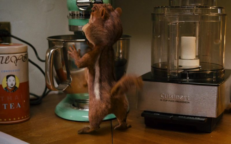 KitchenAid and Cuisinart in Alvin and the Chipmunks (1)