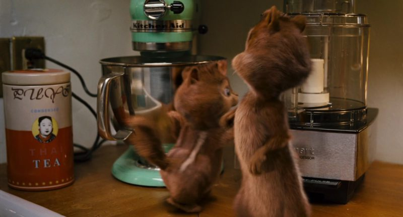 KitchenAid and Cuisinart in Alvin and the Chipmunks (2007) - Movie Product Placement