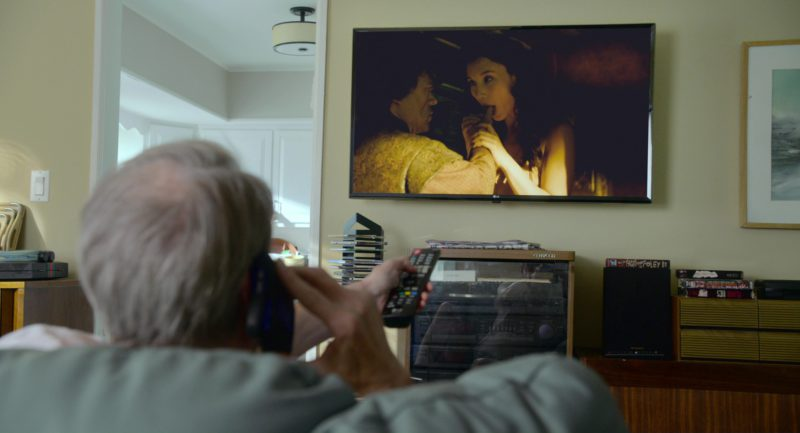 LG TV Used by Steve Buscemi in The Week Of (2018) - Movie Product Placement
